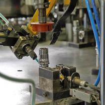 macchinari stabilimento 05 Fornara Spa valvole a sfera made in Italy