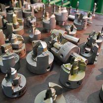 macchinari stabilimento 12 Fornara Spa valvole a sfera made in Italy