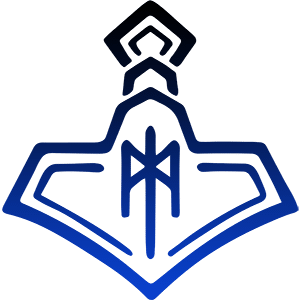 forn sidr of america mjolnir logo