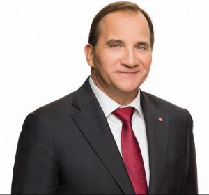 Statsminister Stefan Löfven - Pressfoto Magnus Länje
