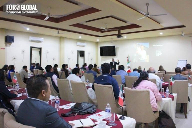 3º Foro Global Campañas Electorales, León, Guanajuato, Instituto Mejores Gobernantes