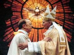 Ratzinger Tauber sugirió que JP2-Katz encubrió por amistad a Maciel Degollado-Guízar.