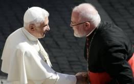 Pope Benedict XVI, Reinhard Marx