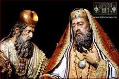 Caifas y Herodes