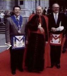 """El fallecido """"cardenal"""" cripto hebreo John O´Connor..."""