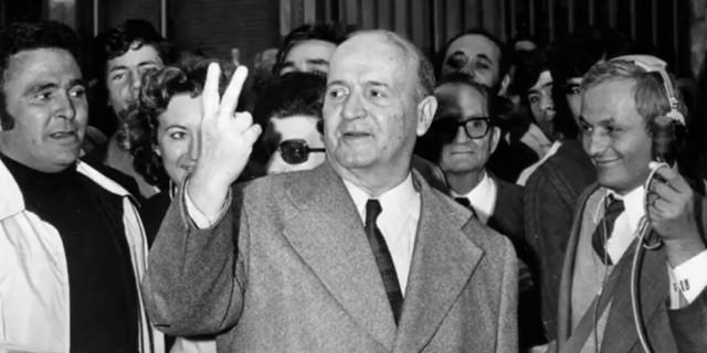 Οταν ακούστηκε για πρώτη φορά το «Χάιλ Χίτλερ» στη Βουλή το 1963…