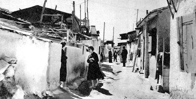 Γειτονιές παλιάς Αθήνας: Από τα Χαυτεία στοΔουργούτι