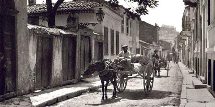 Οι άνθρωποι «πίσω» από τους  Αθηναικούς δρόμους