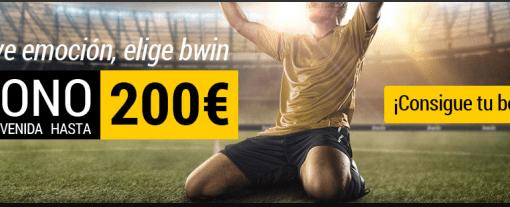 bwin bono bienvenida 200 apuestas 1 foronaranja