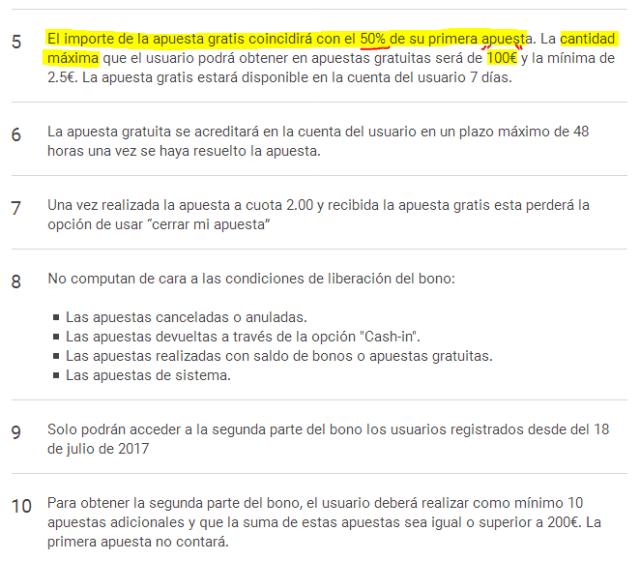 luckia bono bienvenida freebet apuesta gratuita 200 foronaranja tyc3