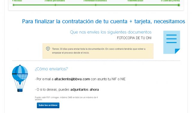 bbva cuenta bancaria sin comisiones tarjeta gratis foronaranja