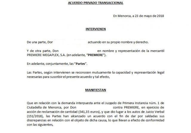 acuerdo extrajudicial transaccional betsson 1 foronaranja