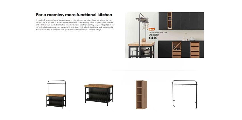 Galeria Kuchni Ikea