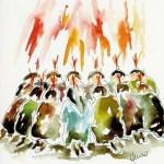 Pentecostés, la Venida del Espíritu Santo (50 días después de Pascua)