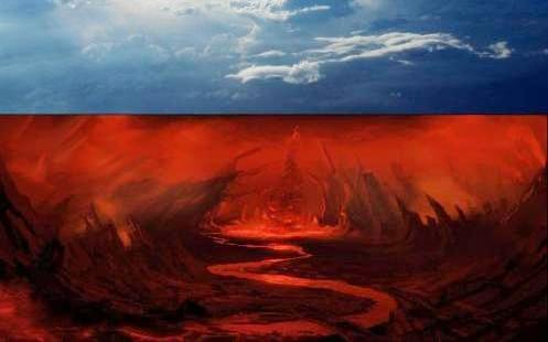 Cielos e infierno