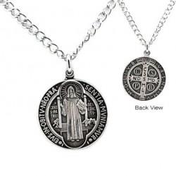 5f42ca02fbe Cosas que usted debe saber acerca de la Medalla de San Benito ...