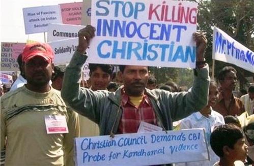 persecucion a cristianos