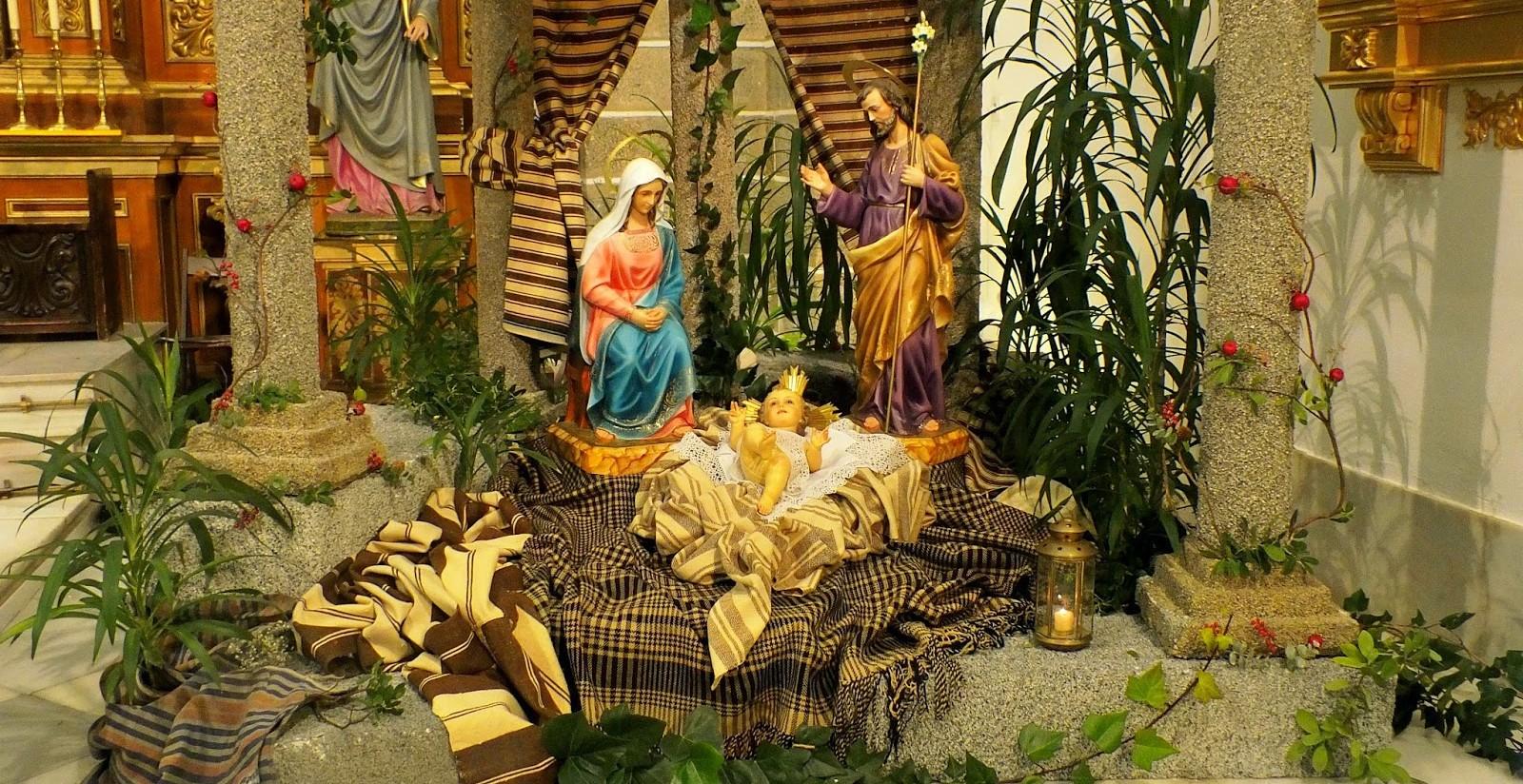 Las Visiones del Nacimiento de Jesús dadas a Místicos - Maestroviejo
