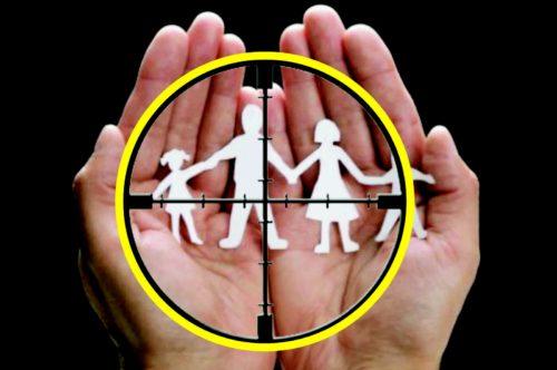 la familia es el objetivo fondo