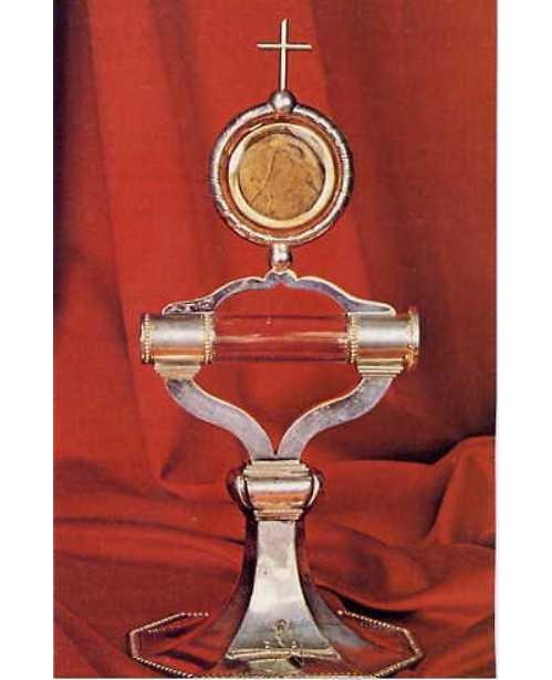 milagro eucaristico de faverney