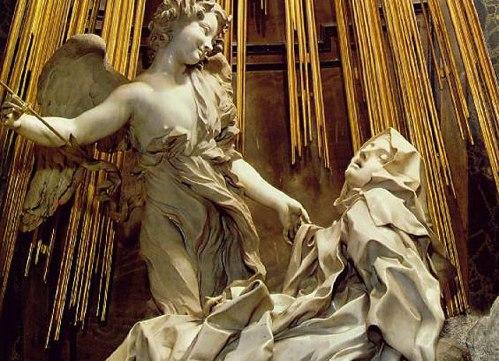 El-extasis-de-Santa-Teresa por Bernini