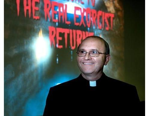 Rev Vincent Lampert
