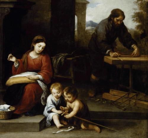 sagrada familia de murillo 2