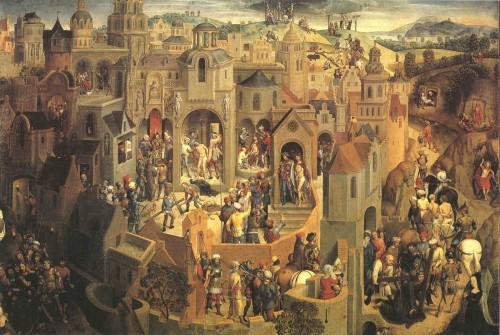 La Pasión de Cristo de Hans Memling