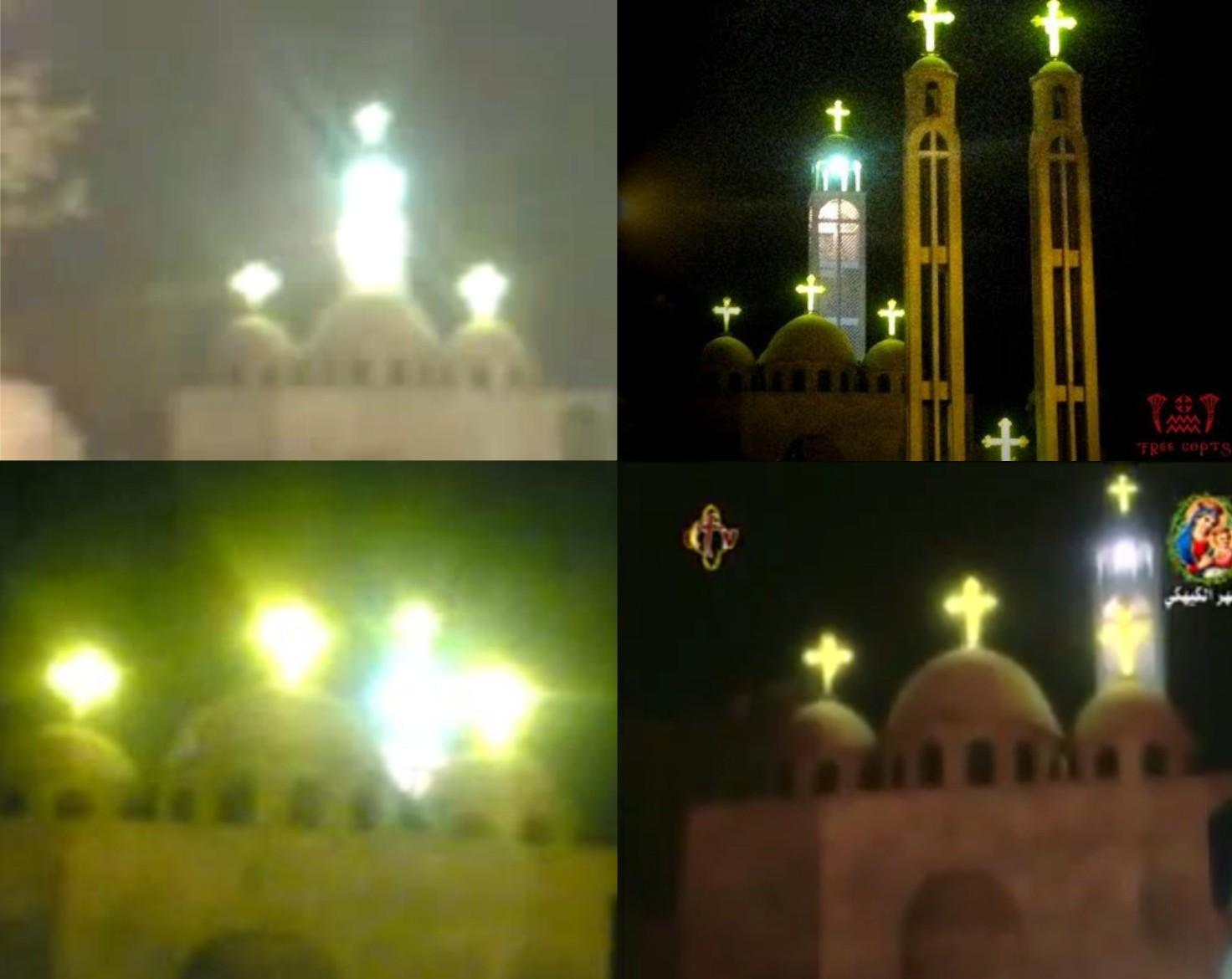 Resultado de imagen para bolas de luz apariciones marianas