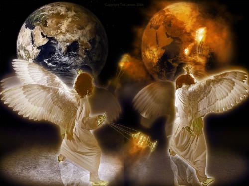 angeles y mundos