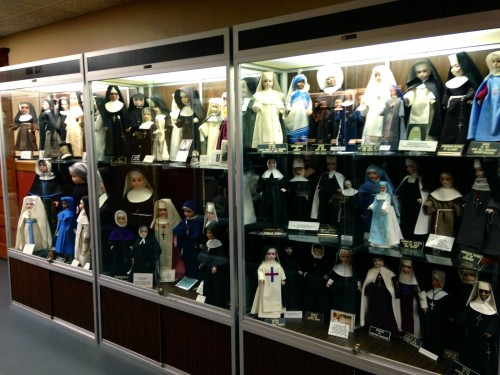 museo de muñecas monjas