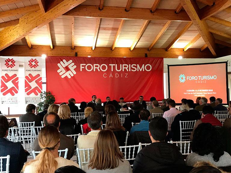 Primera jornada del II Foro Turismo Cádiz