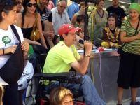 Modesto de Alcoy, autor del himno que se escuchó [Clic para ampliar la imagen]