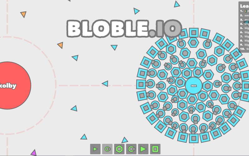 Bloble.io play game