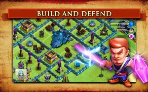 How To Play Clash of Zombies II: The invasion of Atlantis On PC
