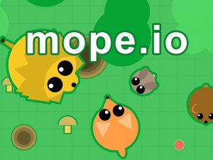 mope.io game