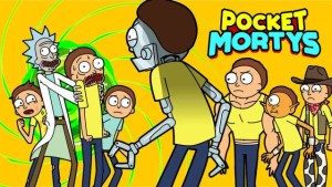Pocket Mortys for windows
