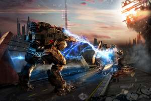 Walking War Robots PC