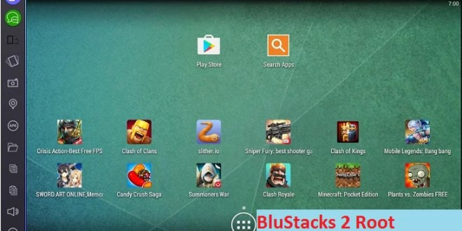 Root Bluestacks 2