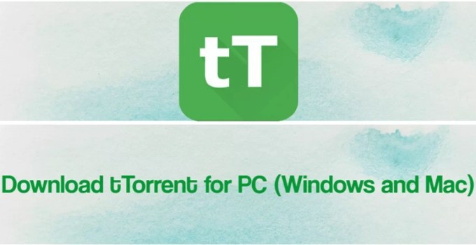 tTorrent for PC