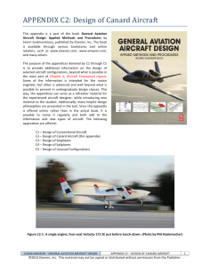 General Aviation Aircraft Design: Applied Methods and Procedures by Snorri Gudmundsson ISBN 9780123973085