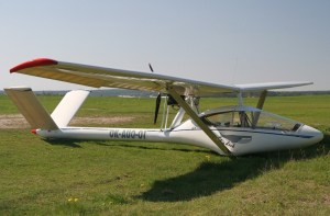 STRATON D-8 MOBY DICK - PLANS AND INFORMATION SET FOR HOMEBUILD 2 SEAT MOTOR GLIDER
