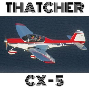 THATCHER CX-5 – PLANS AND INFORMATION SET FOR HOMEBUILD – SIMPLE & CHEAP FULL METAL VOLKSWAGEN TWO PLACE TANDEM