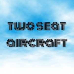 two seat aircraft