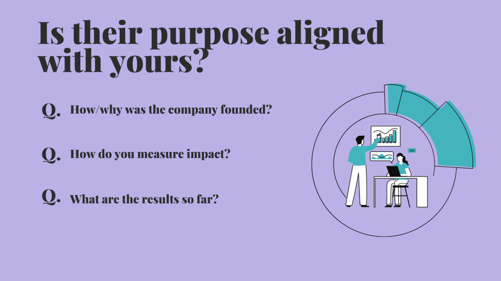 Questions to ask in an interview to understand the purpose of the job