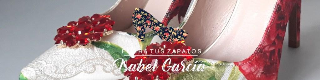 Forrar zapatos Isabel García
