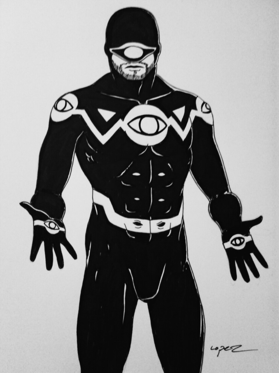 An Alternate Reality Cyclops