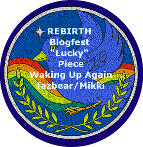 REBIRTH Lucky - Bluebird Patch NEW