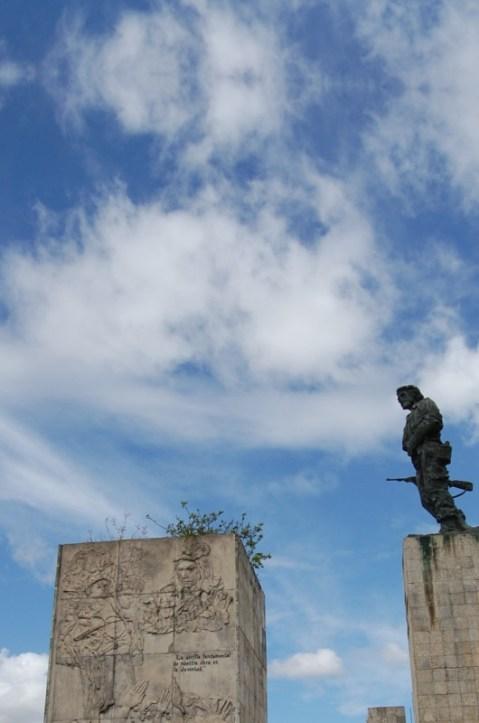 "Memorial ""Che"" in Santa Clara."