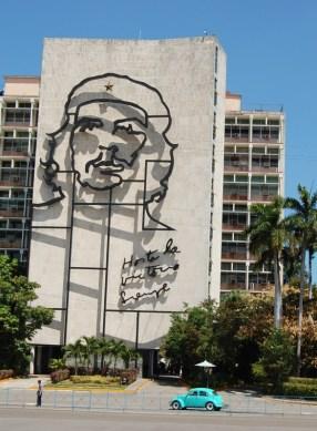 Placa de la Revolución in Havanna.